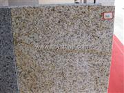 G682 Yellow Rusty Granite Tiles