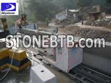 Wire saw machine for concrete/block cutting(11/15KW)