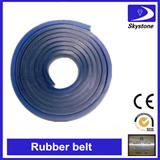 Rubber belt
