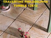 Philadelphia Travertine Tumbled