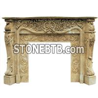 Fireplace,China Marble