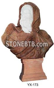 Marble Bust. Bust, Statue,Sculpture,Carvings