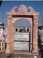 Door Surround Stone Carving Stone Crafts