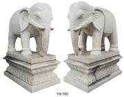Animal Statue,Scuplture,Marble Carving