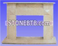 stone fireplace,marble fireplace,simple fireplace
