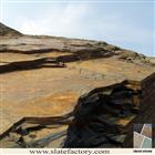 Slate Quarry For Multicolor Slate Slabs