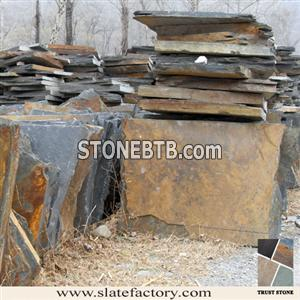 Slate Slabs Of Rustic Slate Slabs