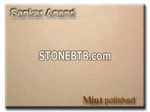 Mint polished sandstone