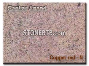 Copper Red- N Slate