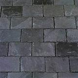 Midnight Black-slate roofing