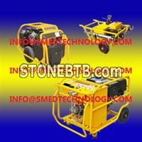 Hydraulic Rock Splitter Blasting free Explosive replacement