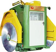 KSJ-1950/2450Double stonecutter for raw materials
