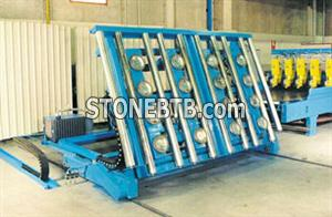 Loader and unloader for slabs CL-CAR16