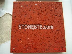 Red Artifical Stone