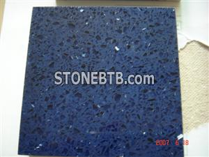 Blue Artifical Stone
