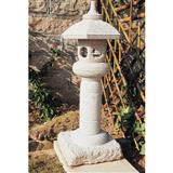 Yellow Granite Lantern