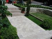 Pavements for garden