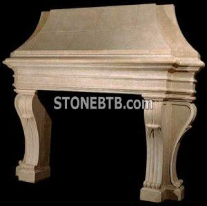 Elysee Fireplace Mantel