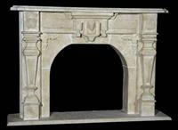 Oxford Fireplace Mantel
