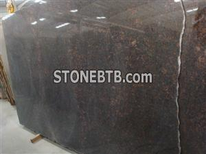 Granite Tiles and Slabs (Tan Brown Granite)