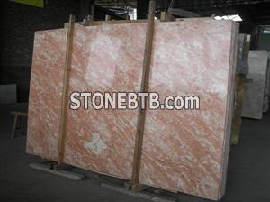 Tea Rose Marble Slabs