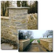 Building Stone- gate