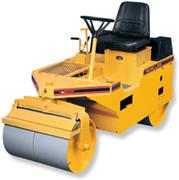 Ride-On Compaction  WolfPac 2500 Roller