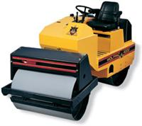 Ride-On Compaction WolfPac 4000 Roller