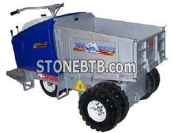 Stake Bed Buggy