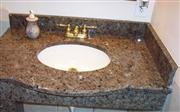 Brown Vanity Tops