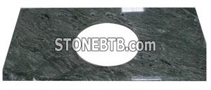 Green Jadeite Granite