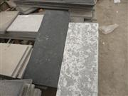 black limestone tile, slabs, dark grey, dark blue