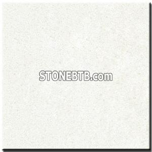 Artificial Crystal White Marble Tile