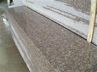 G687 Peach Almond granite