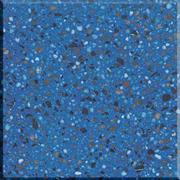 Blue Engineer Stone Artificial Marble