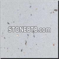 White Artificial Marble Tile - A00
