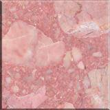 Red Artificial Marble Stone -J YR1296
