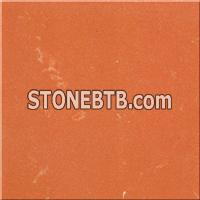 Salmon Pink Composite Marble BB1022