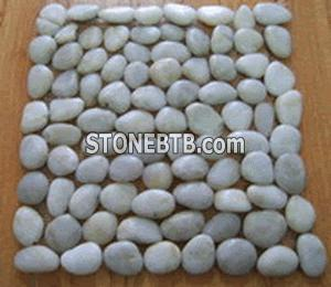 Supply Polished pebble Pebble mesh