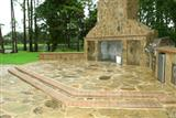 Patio in Tennessee Crab Orchard