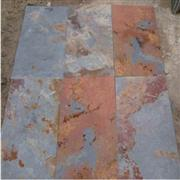 Rusty Slate Cut to Size Flooring Natural Splited Face