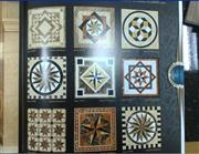Marble Mosaic,Stone Medallions