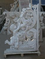 Marble Sculpture -Character