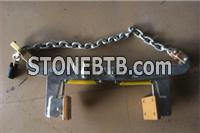 Stone lifting clamps structure and details