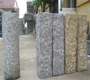 Rough Picked Stone Palisade