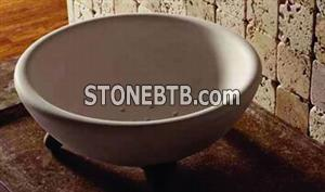 Rain Basins Travertine