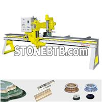 Stone Edge Profile & Polish Machine
