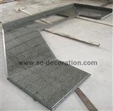 chengde green granite countertop