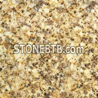 yellow rust granite G3750