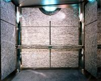 Panels with Aluminum Honeycomb Used on Elevator Cab